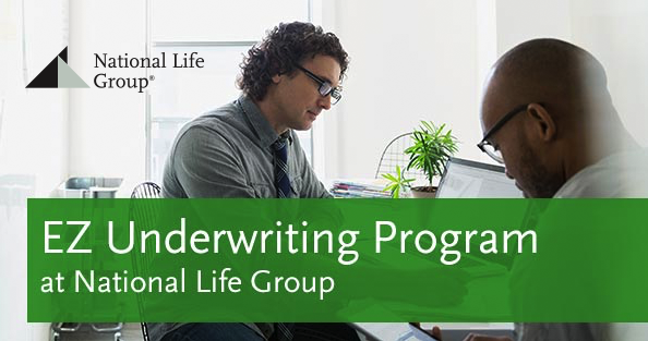 National Life Group® | EZ Underwriting Program at National Life Group