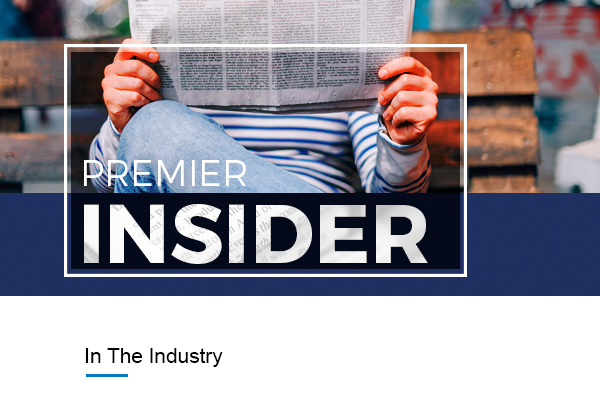 Premier Insider | In The Industry