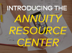 Introducing the Annuity Resource Center