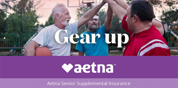 Gear Up - Aetna | Aetna Senior Supplemental Insurance (logo)